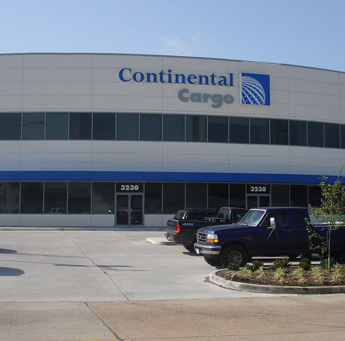 George Bush Intercontinental Airport Continental Airlines Cargo Facility (HAS 611)