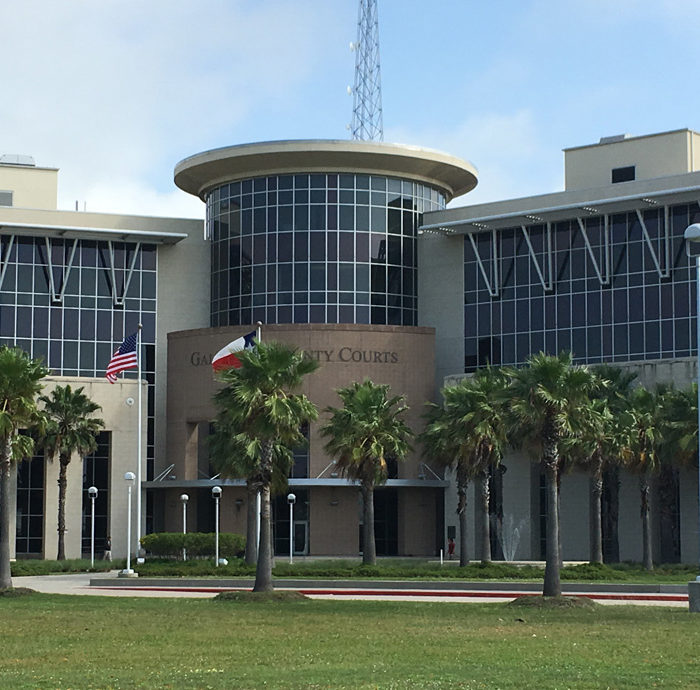Galveston Jail, Sherrifs Office and Courthouse