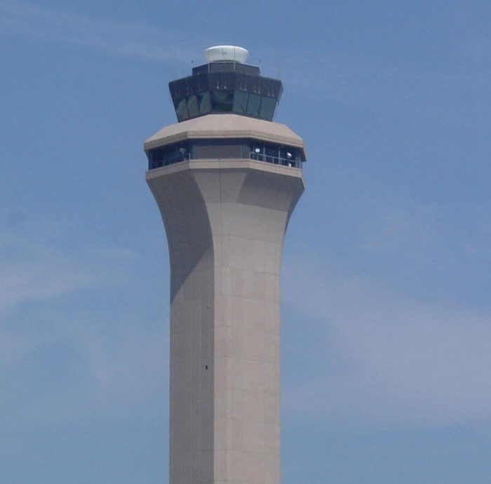 Houston Intercontinental Airport Air Traffic Control Tower Support
