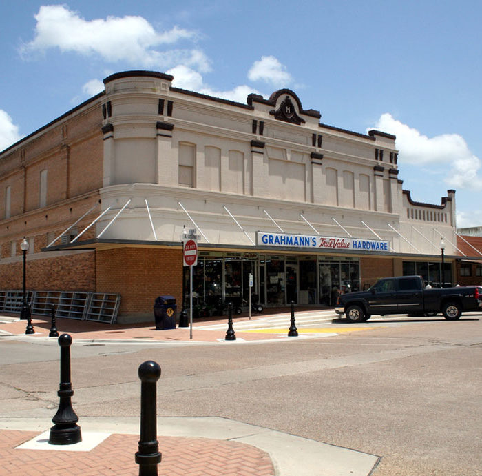 Downtown Hallettsville Streetscape Renovation
