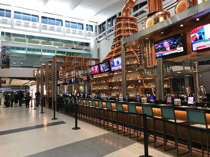 OTG Restaurants – George Bush Intercontinental Airport